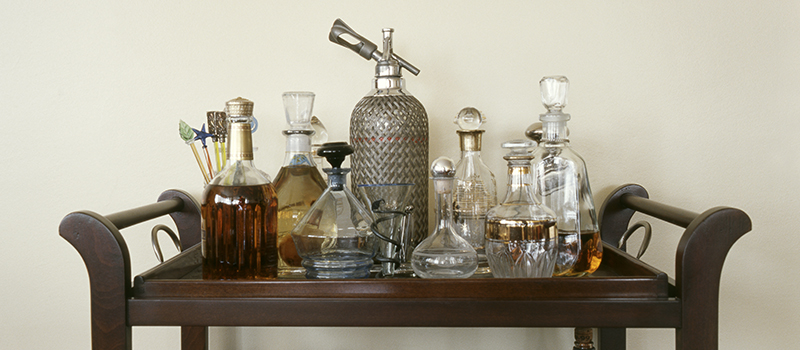 Trending: Spirits at Home