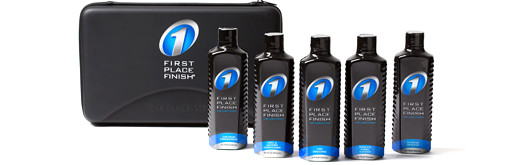 First Place Finish Car Care System